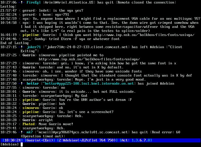 irclog2html for #debian on 20060216